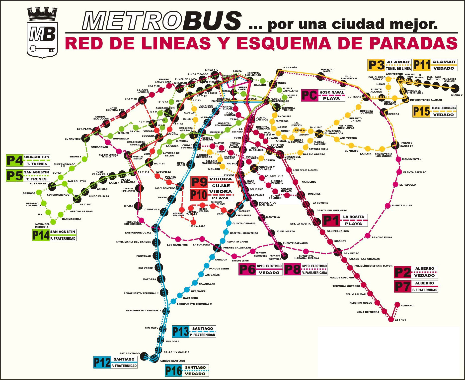 Transport in Cuba Viazul timetable 2018 Train timetable