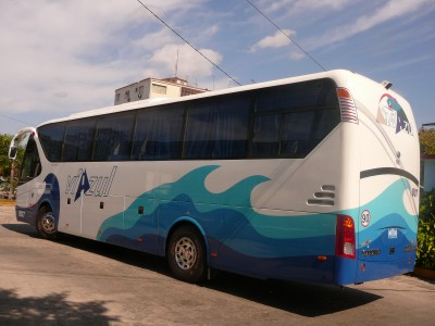 Bus of Viazul