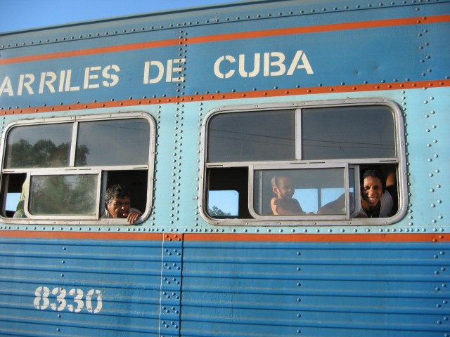 Train Havana - Guantanamo